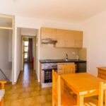 Wohnung, Wohnzimmer und Küche